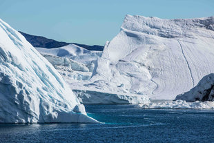 Glaciers and Icebergs of the Canadian High Arctic