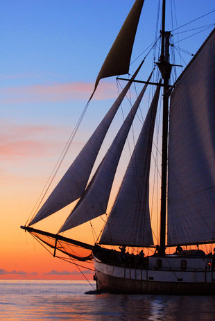 Traditional Sailing Yacht Seychelles