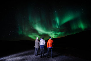 Northern Lights Jeep Safari, Iceland