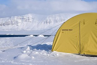 North Polar Camp, Spitsbergen