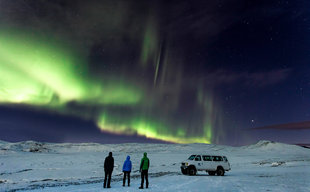 Northern Lights Jeep Safari Iceland
