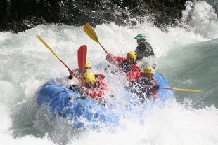 White Water Rafting Iceland