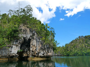 Limestone Karst Islands in Raja Ampat - Aqua Firma
