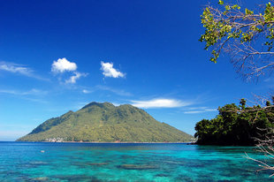 Volcanic Islands & Tropical Waters! of the Banda Sea