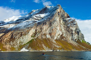 Spitsbergen, Land of the Pointed Mountains - David Slater