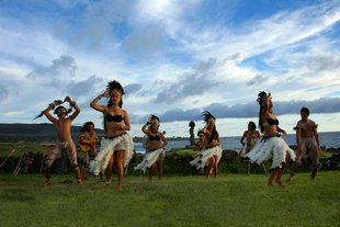 traditional dancers easter island chile.jpg