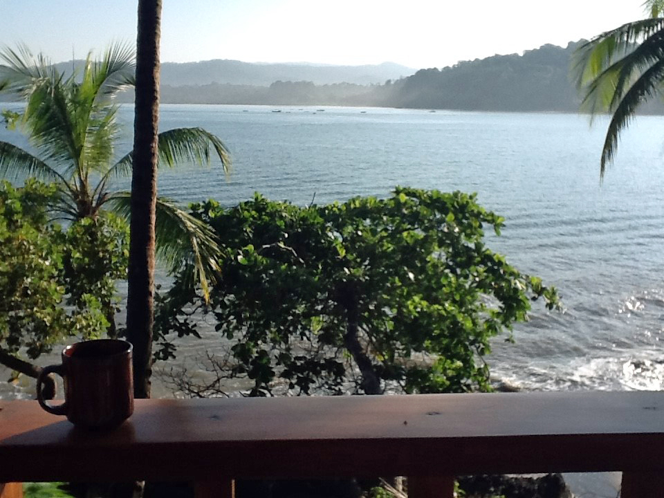 View from Lodge in Osa Peninsula - Michelle Fauser
